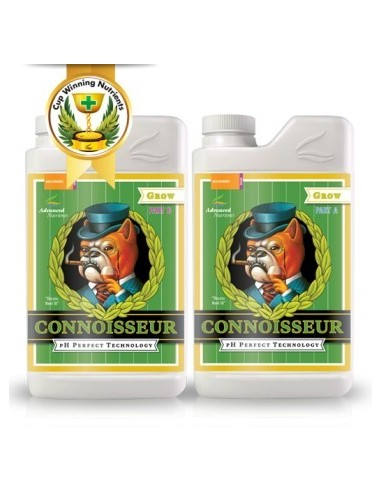 CONNOISSEUR GROW A+B PH P ADVANCED...