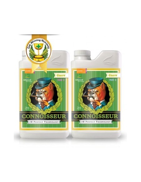 ADVANCED NUTRIENTS CONNOISSEUR GROW A+B PH P