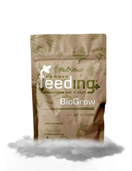GREEN HOUSE FEEDING BIOGROW 1 KG.