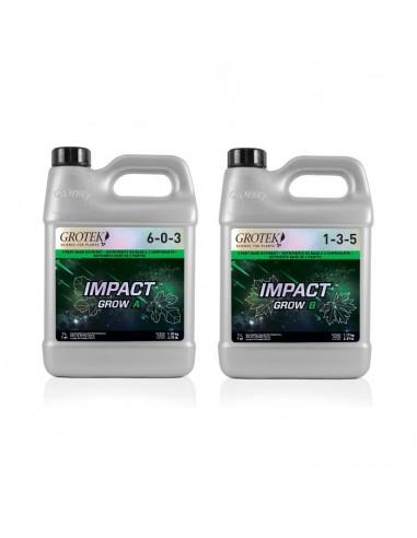 Impact Grow A+B 500 ml Grotek