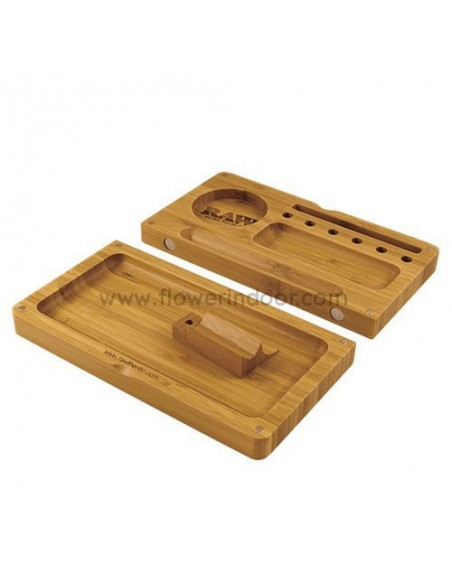 Raw Caja de Liar Bambú