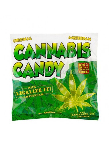 Gominolas Cannabis Candy