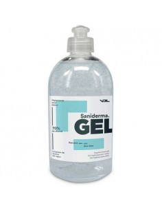 SANIDERMA GEL 0,5 L