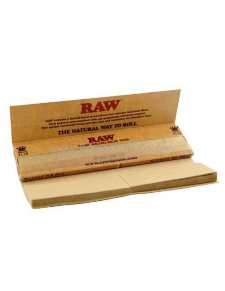 Papel Raw Connoisseur king size classic