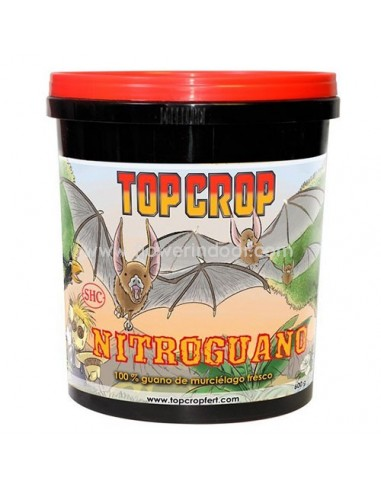 Nitroguano de Top Crop