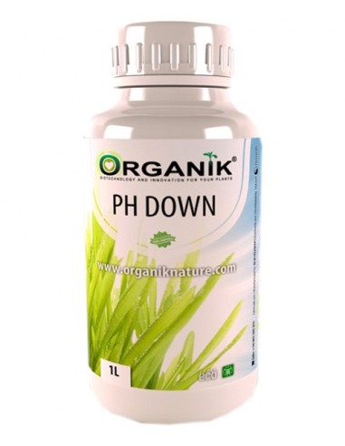 ORGANIK PH DOWN 1L