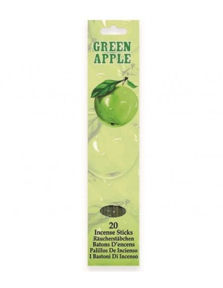 INCIENSO GREEN APPLE